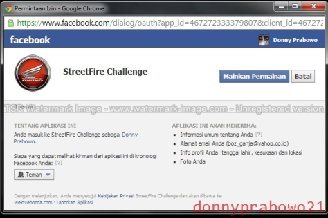 Streetfire Games 1