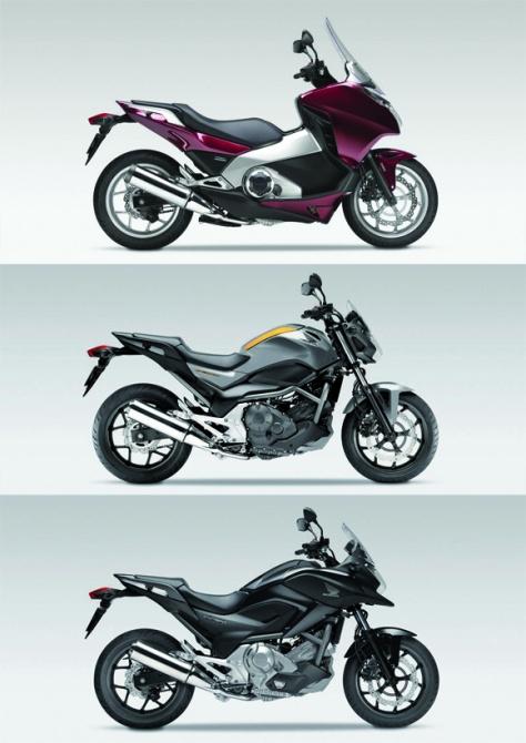 Honda NC 700 Series