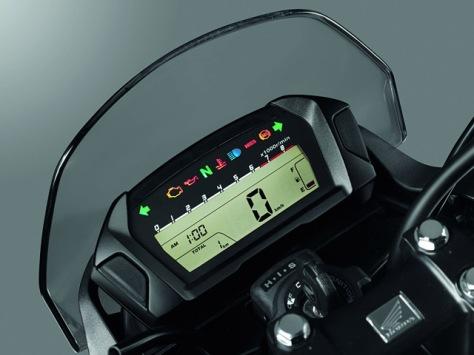 Honda NC700 Speedometer