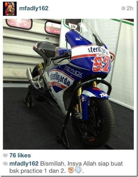 Moto2 Sepang 1