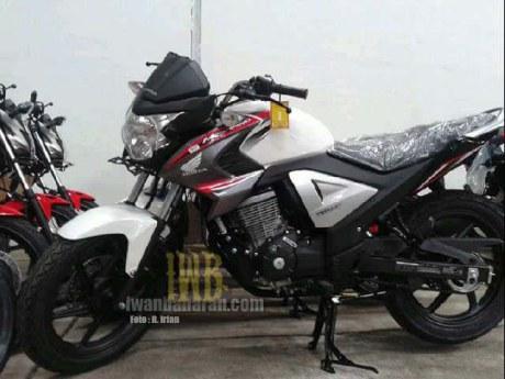 New Honda Megapro FI 2014