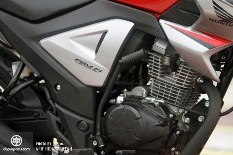 New Honda Megapro FI 2014_13