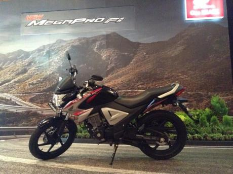 New Honda Megapro FI 2014_2