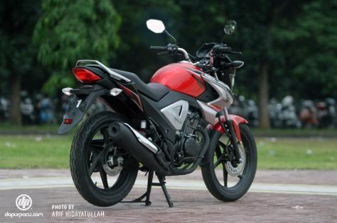 New Honda Megapro FI 2014_3