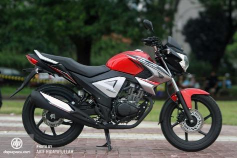 New Honda Megapro FI 2014_4