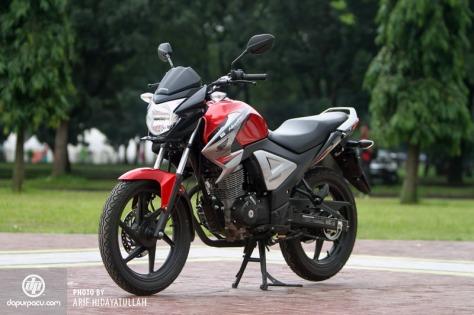 New Honda Megapro FI 2014_5