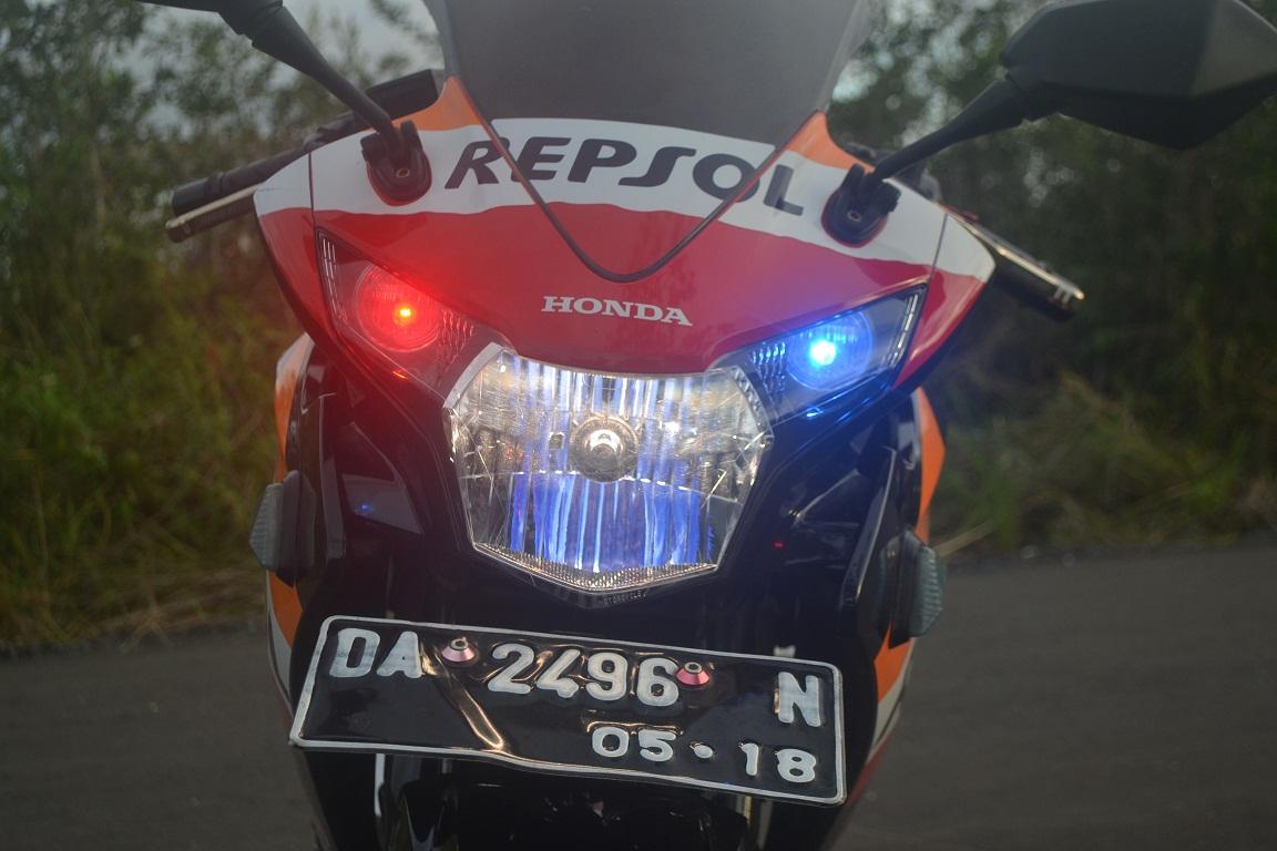 86 Modifikasi Lampu Motor Cbr 150 Terkeren Kucur Stop Cb 150r Led Complete Test Harian Honda Cbr150r Repsol 2013 Dmotobikescom